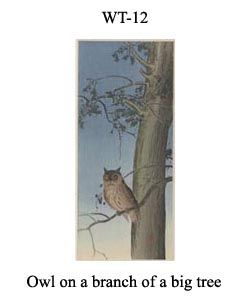 12-sozan-thumb-WT1936-12-Owl-on-a-branch-of-a-big-tree