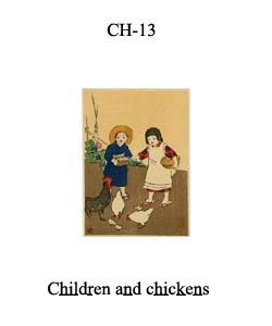 CH-13 Children And Chickens