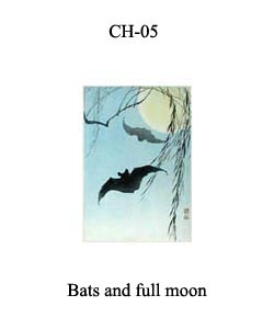 CH-5 Bats And Full Moon