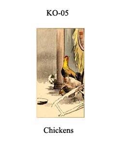 KO-5 Chickens